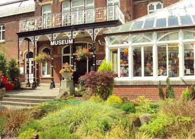Churchtown-museo