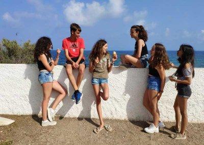 Hello Summer Campamento en Inglés y Náutica para niños de 6 a 16 años.